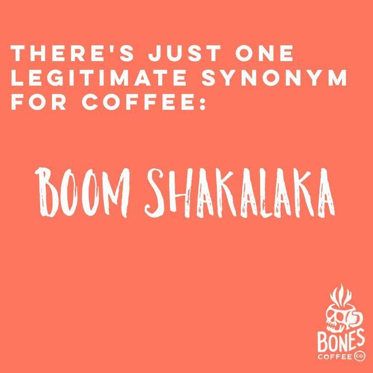 Love fresh coffee