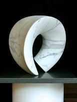 Great Arch - marble - sold -Christophe Gordon Brown