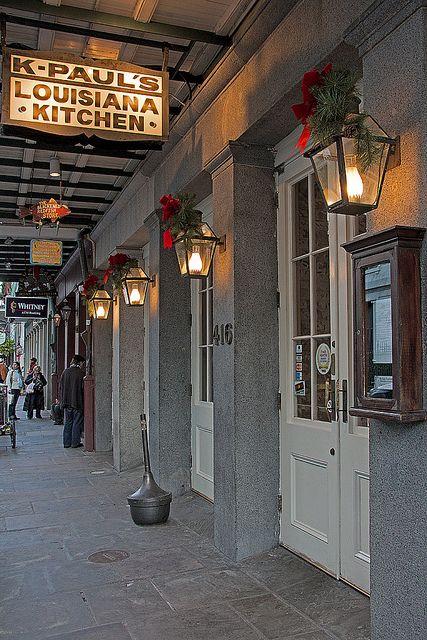 K-Paul's Louisiana Kitchen | Chartres Street, French Quarter, New Orleans, LA