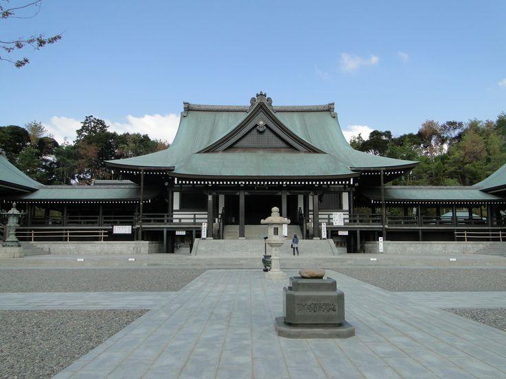 法多山尊永寺(本堂)