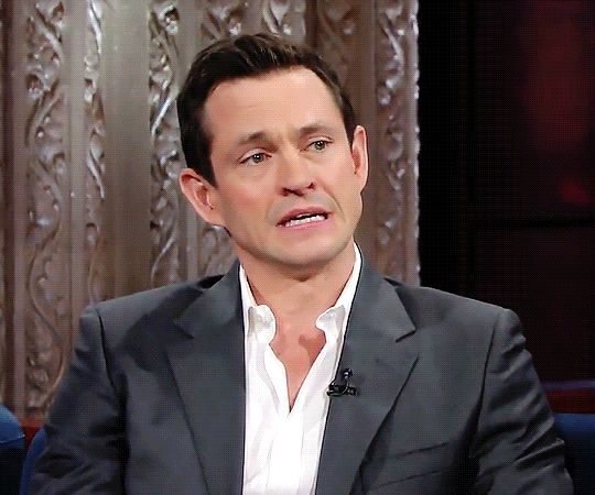 Hugh Dancy at The Late Show with Stephen Colbert ... | Sirenja and the Stag