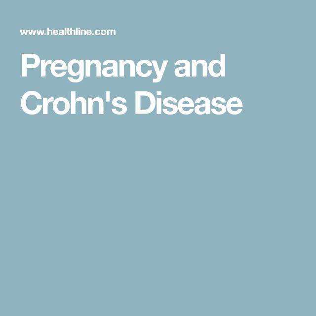 Pregnancy and Crohn's Disease