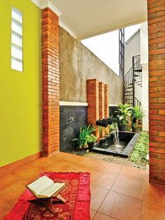 31 Desain Mushola Minimalis Di Rumah - Memiliki sebuah rumah yang nyaman, tidak hanya terpaku pada ketersediaan ruang-ruang utama seperti k...