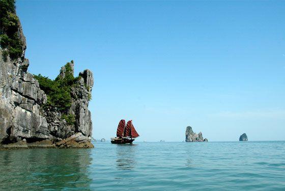 Bai Tu Long Bay | Indochina Junk - Halong Bay Luxury Cruises