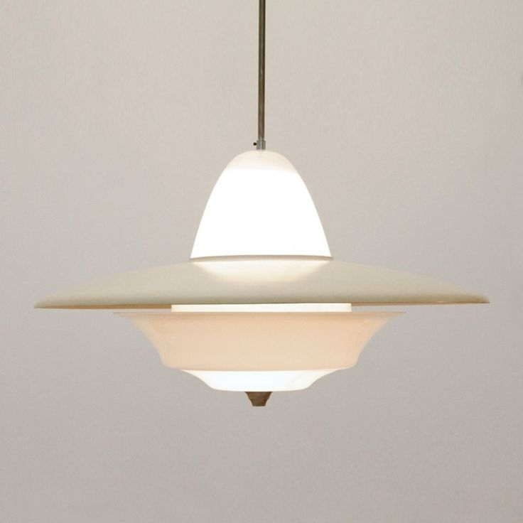 Located using retrostart com hanging lamp by unknown designer for arteluce