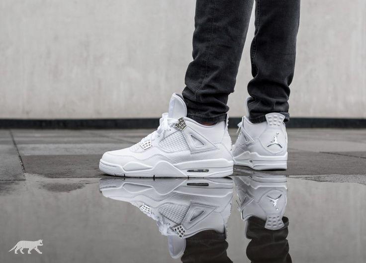 insidesneakers • Air Jordan 4 Retro « Pure Money » • 308497-100 ...
