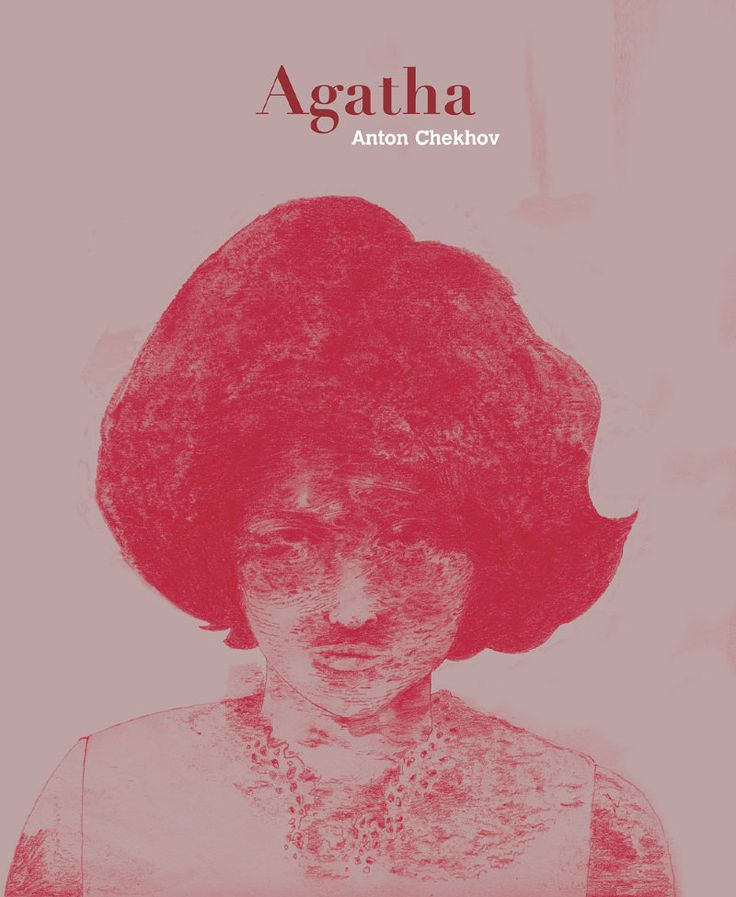 Agatha by Anton Chekhov - www.thomasbarwick.com: Graphic Design, Beautiful Illustration, Www Thomasbarwick Com, Thomas Barwick, Barwick Illustration, Anton Chekhov, Illustration Portfolio