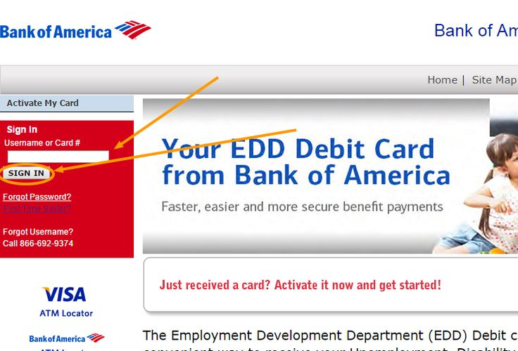 Edd debit card login httpsifttt3fiowg1 in 2020