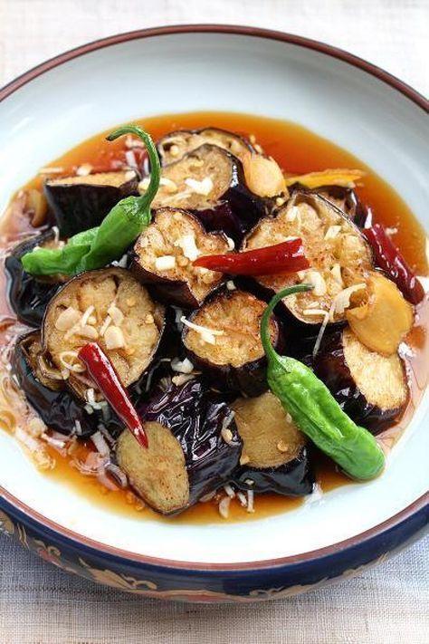 油淋茄子 by 長岡美津恵akai-salad | レシピサイト「Nadia | ナディア」プロの料理を無料で検索