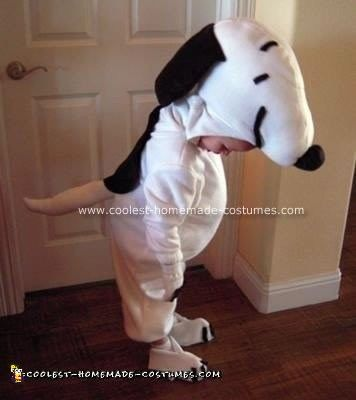 Coolest+Homemade+Snoopy+Costume