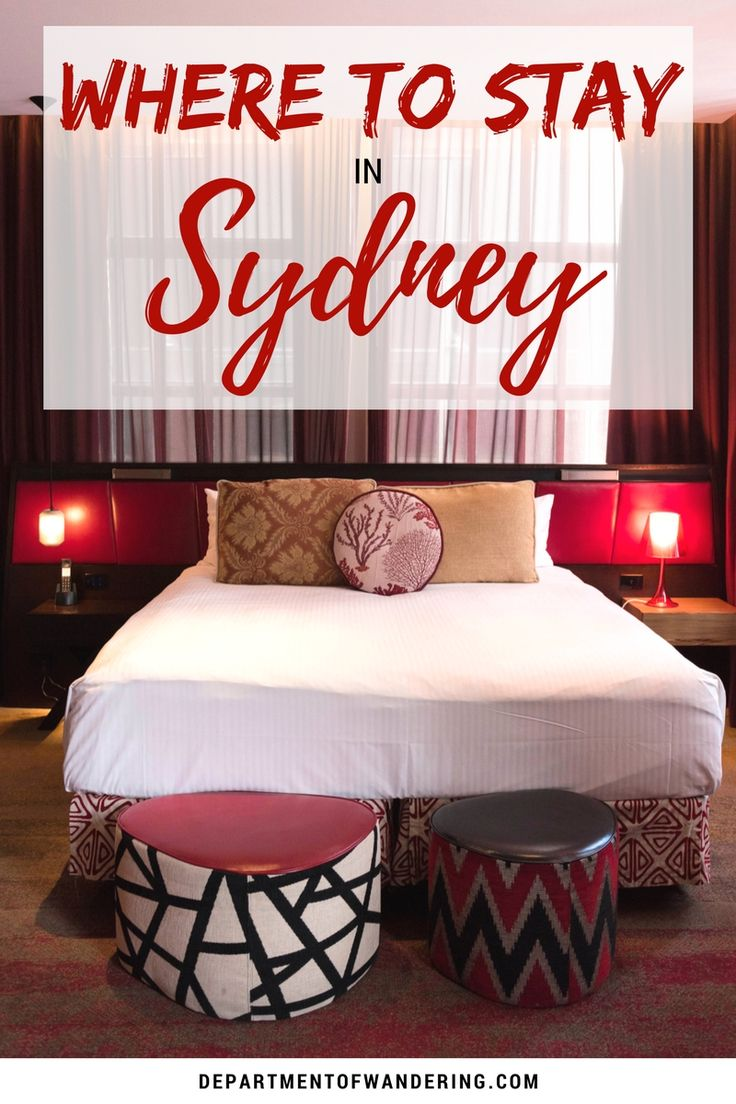 Checking in to Sydney's Edgiest Hotel: QT Sydney