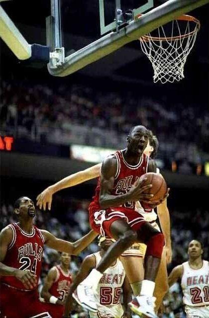 MJ So Nice