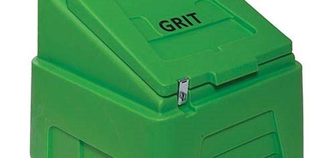 Buy Grit Bins & Grit Storage Boxes Online - Storage Construction
