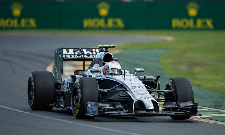 Kevin Magnussen McLaren Australian Grand Prix | Formula1 2014