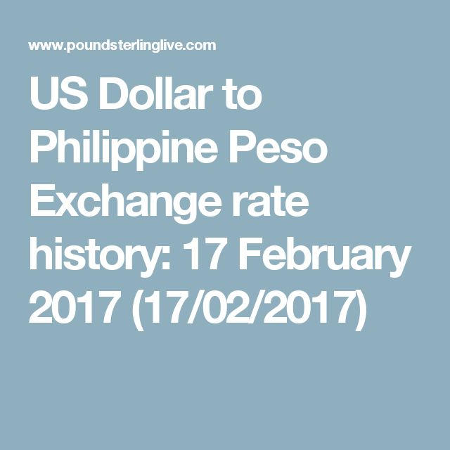 Forex philippine peso to canadian dollar