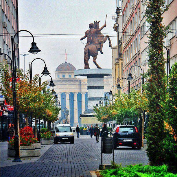Skopje, Republic of Macedonia