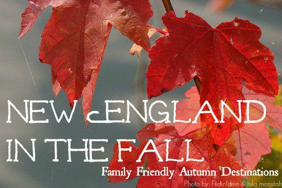 Discover New England fall family destinations. Every state offers kid-friendly places to explore including foliage viewpoints, festivals, and farms.