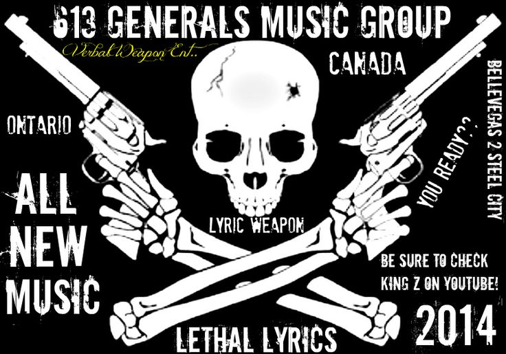 Check out 613 Generals Music Group on ReverbNation