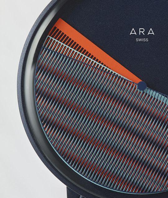 ARA watch by Seraina Lareida