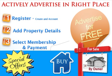 Actively advertise to sell   Rent in right Place @$#%