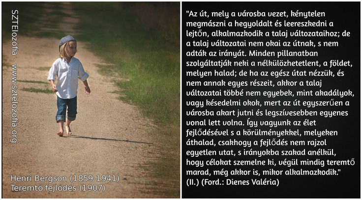 #bergson #filozófia #sztelozofia