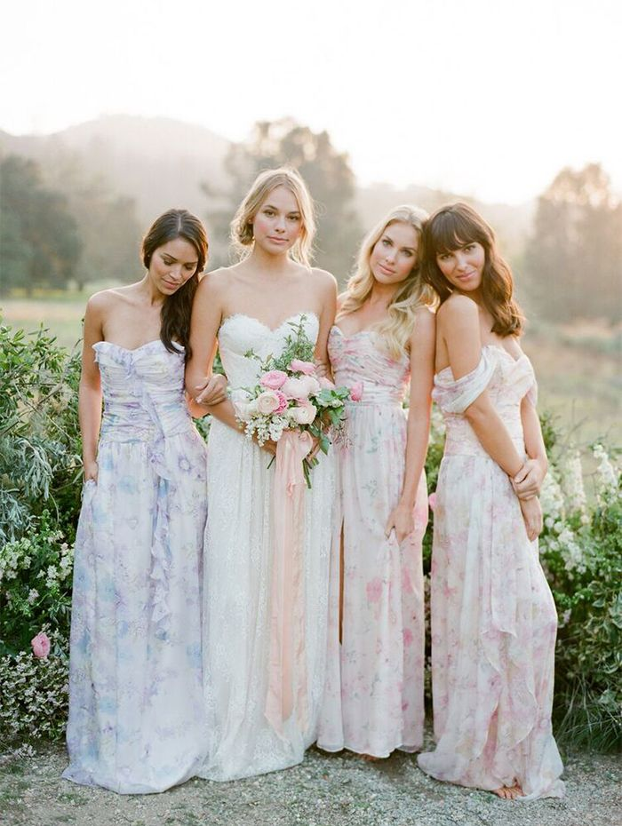 Couture Bridesmaid Dresses from PPS Couture