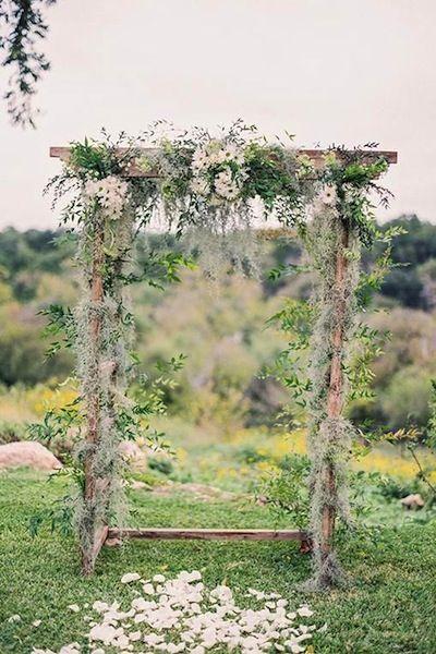 Types Of Wedding Arches Eco Chic Weddings Wedding
