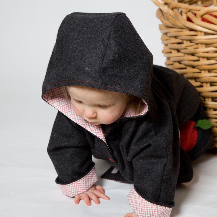 Cosy and roomy winter jacket | Felt