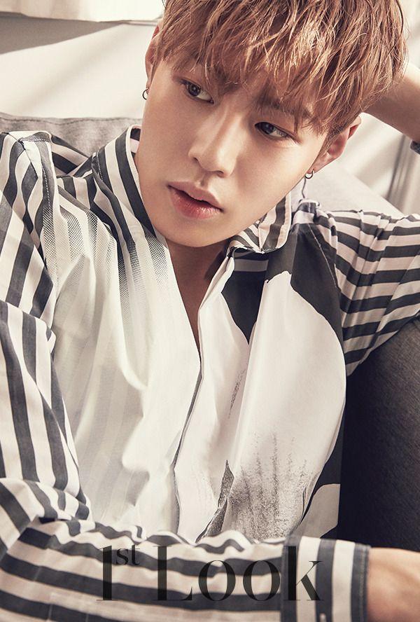 Ha Sungwoon (Wanna One) - 1st Look Magazine vol. 137