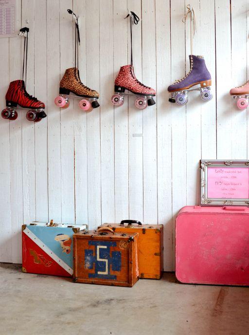 Shop: Moxi Roller Skates Shop, Long Beach