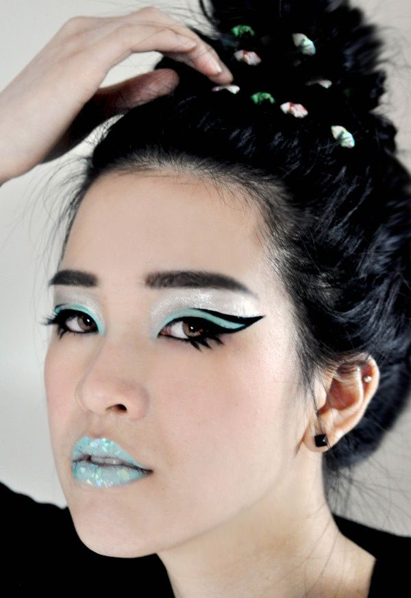 Edgy Eye Makeup Ideas Makeupview