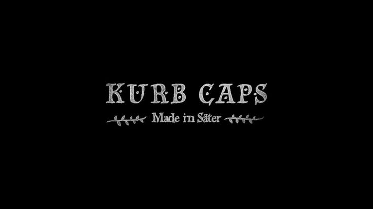 Kurb Caps is a mother and son company that sells handmade bike caps.