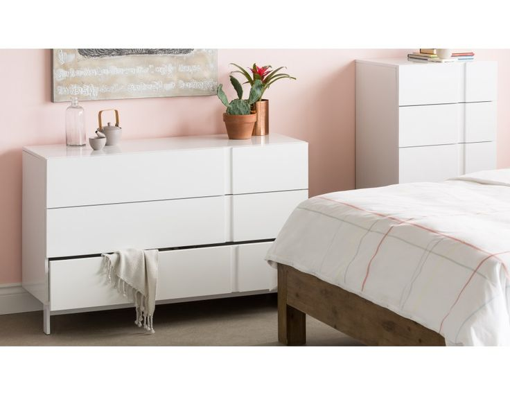 villa commode 3 tiroirs villas dressers and chang 39 e 3. Black Bedroom Furniture Sets. Home Design Ideas