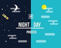 NIGHT DAY