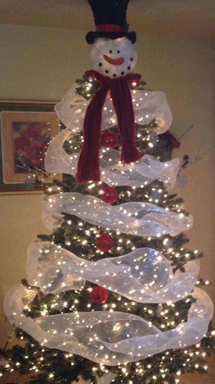 Over 30 of the most Creative Christmas Trees - everything from Beautiful Trees, Outdoor Trees, and Fun Trees...we have got you covered!