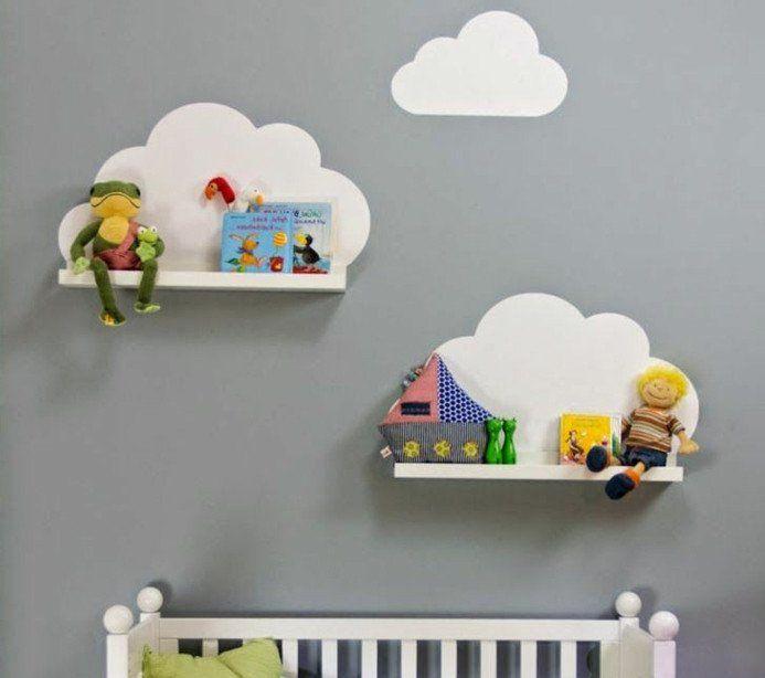 Nursery Wall Storage: 25+ Best Ideas About Nursery Shelving On Pinterest