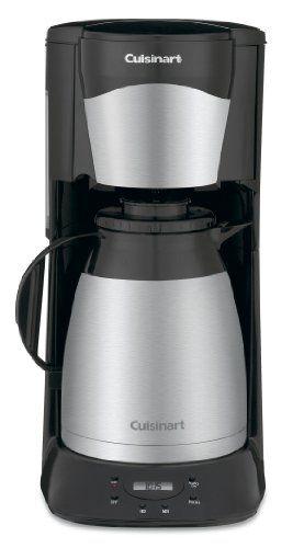 Cuisinart DTC-975BKN Thermal 12-Cup Programmable Coffeemaker, Black Cuisinart,http://www.amazon.com/dp/B0000YTYGM/ref=cm_sw_r_pi_dp_e5NLsb092Y8HYP6W