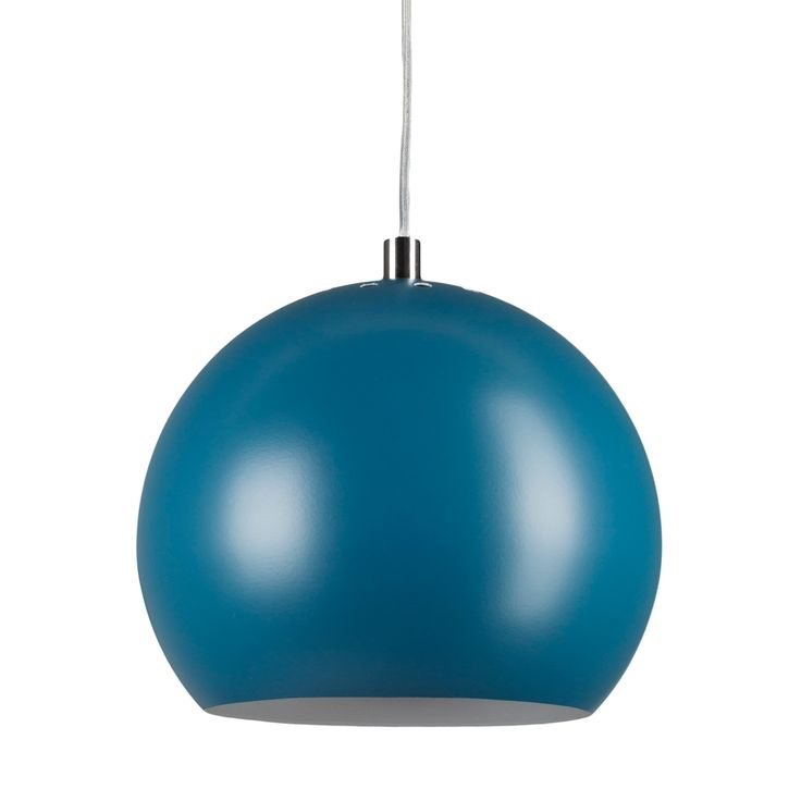 urbanara - 70,-, Hängelampe Koge Ball - petrol