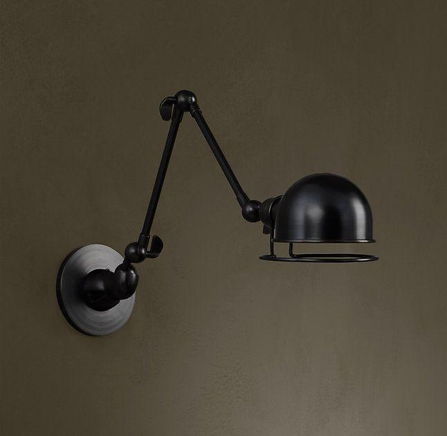 Epic Atelier Swing Arm Wall Sconce WandleuchtenBadezimmer WandlampenBadezimmer eitelkeitenDie