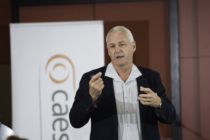 Trevor King, Marketing Director of Caesarstone SA discuss marketing principles and the success of the Caesarstone brand in South Africa