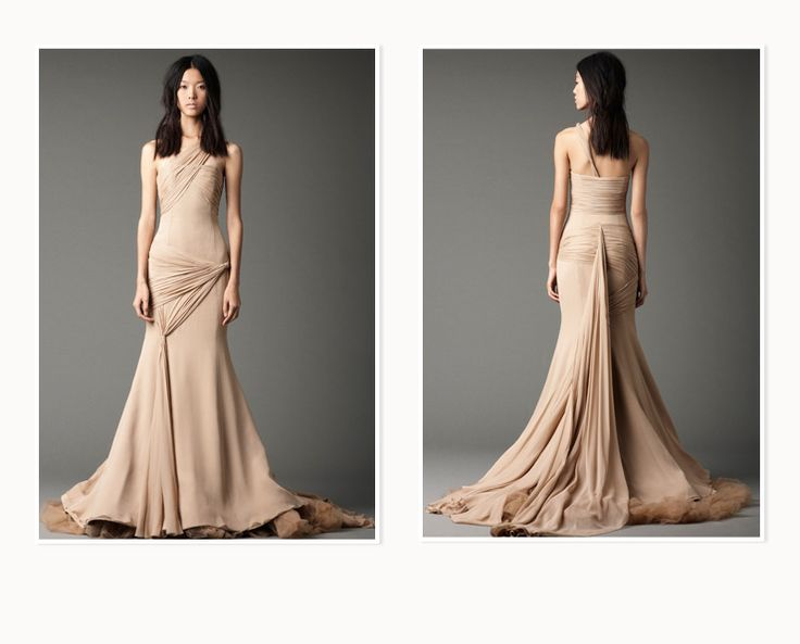 called Jane by Vera Wang-There is something about this, that i love! mostly the back of the dress