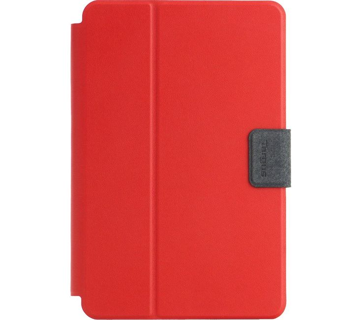 Buy TARGUS SafeFit 9-10 Inch Rotating Universal Tablet Case - Red, Red Price: £24.99 Top features:- Protect and carry any 9-10-inch tablet in style- Browse at a better angle with a 360-degree rotating stand- Drop tested up to 1.2 metresProtect and carry any 9-10-inch tabletThe Targus SafeFit 9-10 Inch Rotating Tablet Case is a shock-absorbing universal case for most tablet devices measuring...