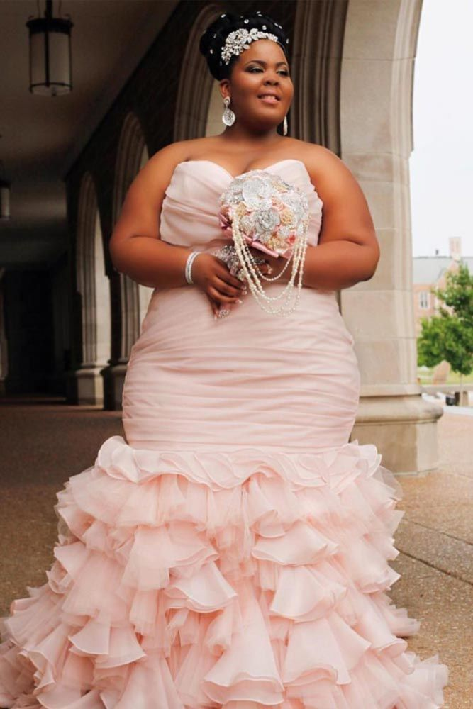 24 Plus Size Wedding Dresses For Your Dreams To Come True ...