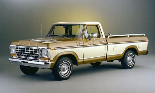 1979 Ford F-150 Custom Pickup