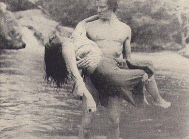 Tarzan and the Green Goddess (1936) starred Herman Brix and Ula Holt.