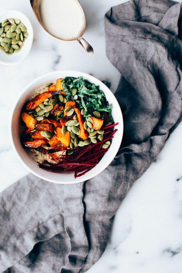 Millet Nourish Bowl - Foodess