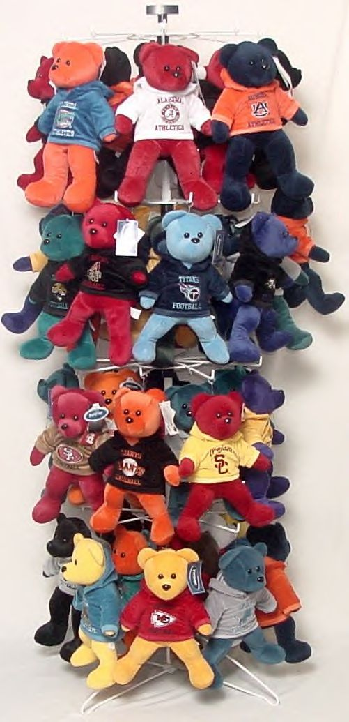 Below you will find PLUSH ANIMALS & PLUSH TOYS FOR SALE Listed in alphabetically in order by company name. Please contact them direct for more information about their amusement products for sale. Also see: Wholesale Toys & Novelties, Bulk Candy Products, Wholesale Toys & Novelties, Rede