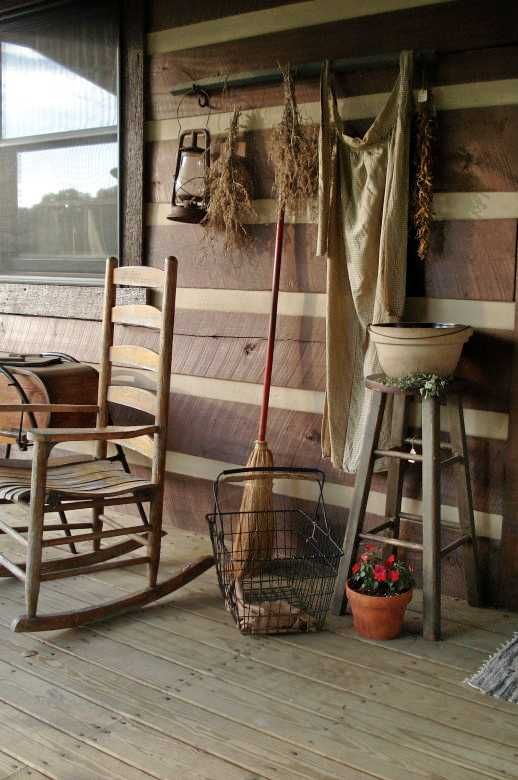 154 Best Decorating A Country Porch Images On Pinterest