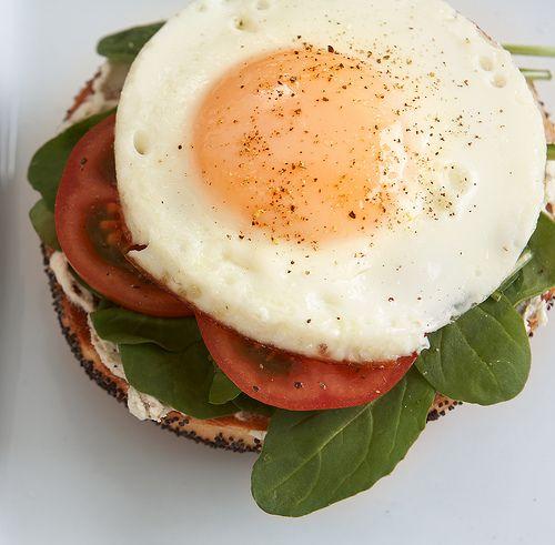 Sunday morning eggs :)