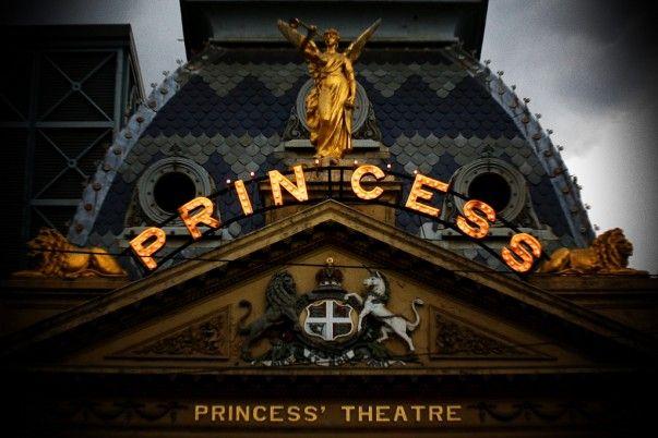 Teatro Princesa en Melbourne